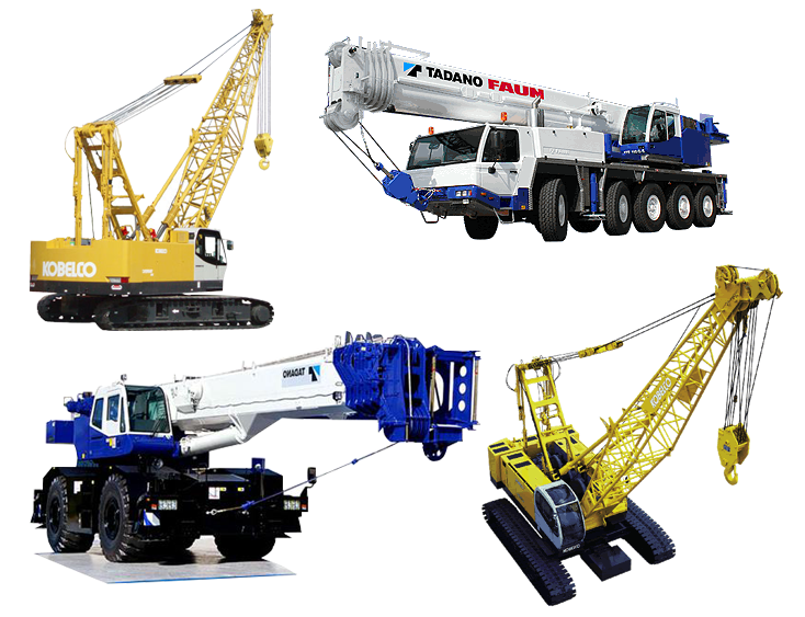 Crane Spare Parts Suppliers Indonesia | Kato, Kobelco