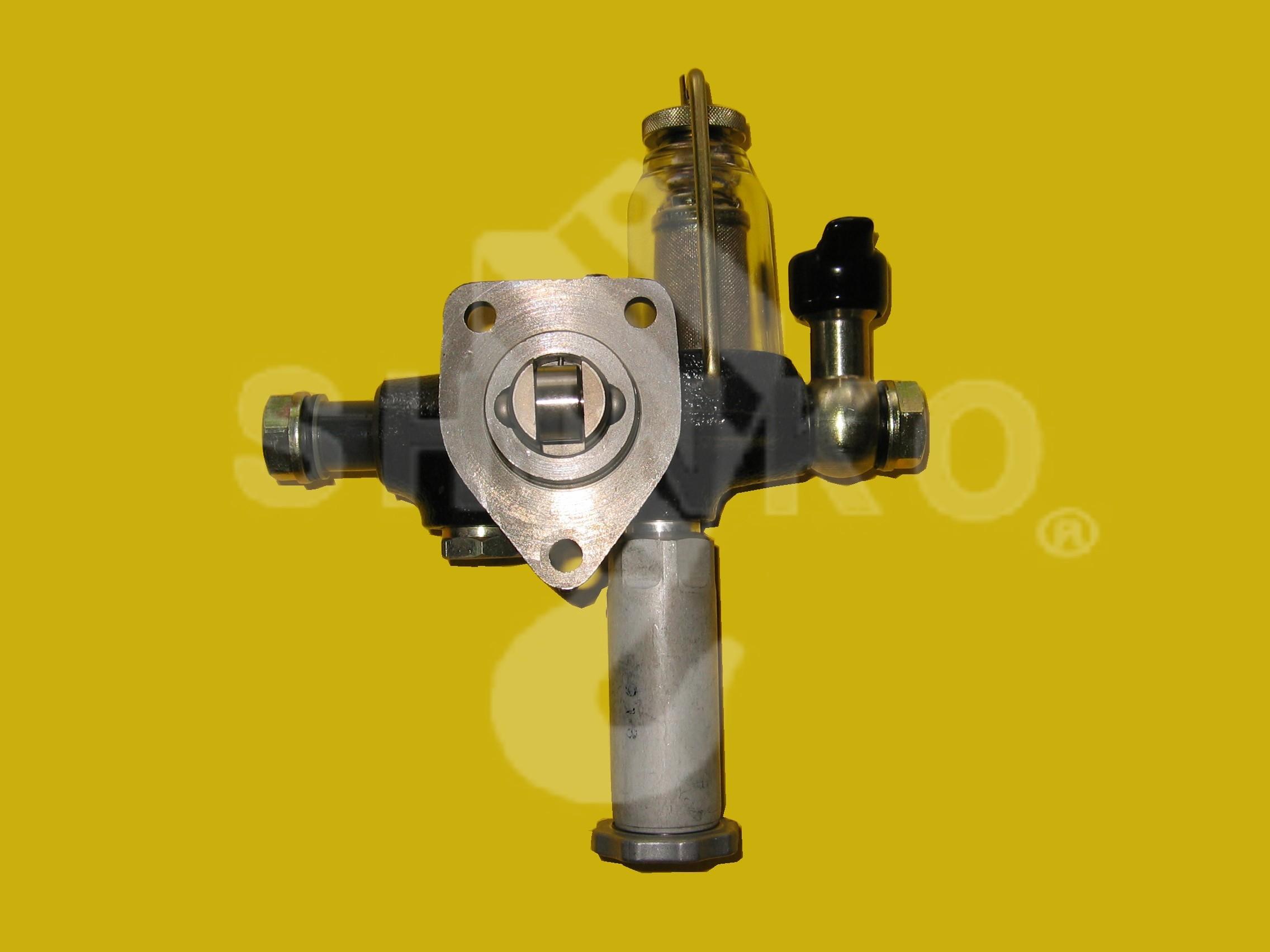 Mitsubishi Crane Spare Parts : Mitsubishi fuel feed pump shinko crane pte ltd