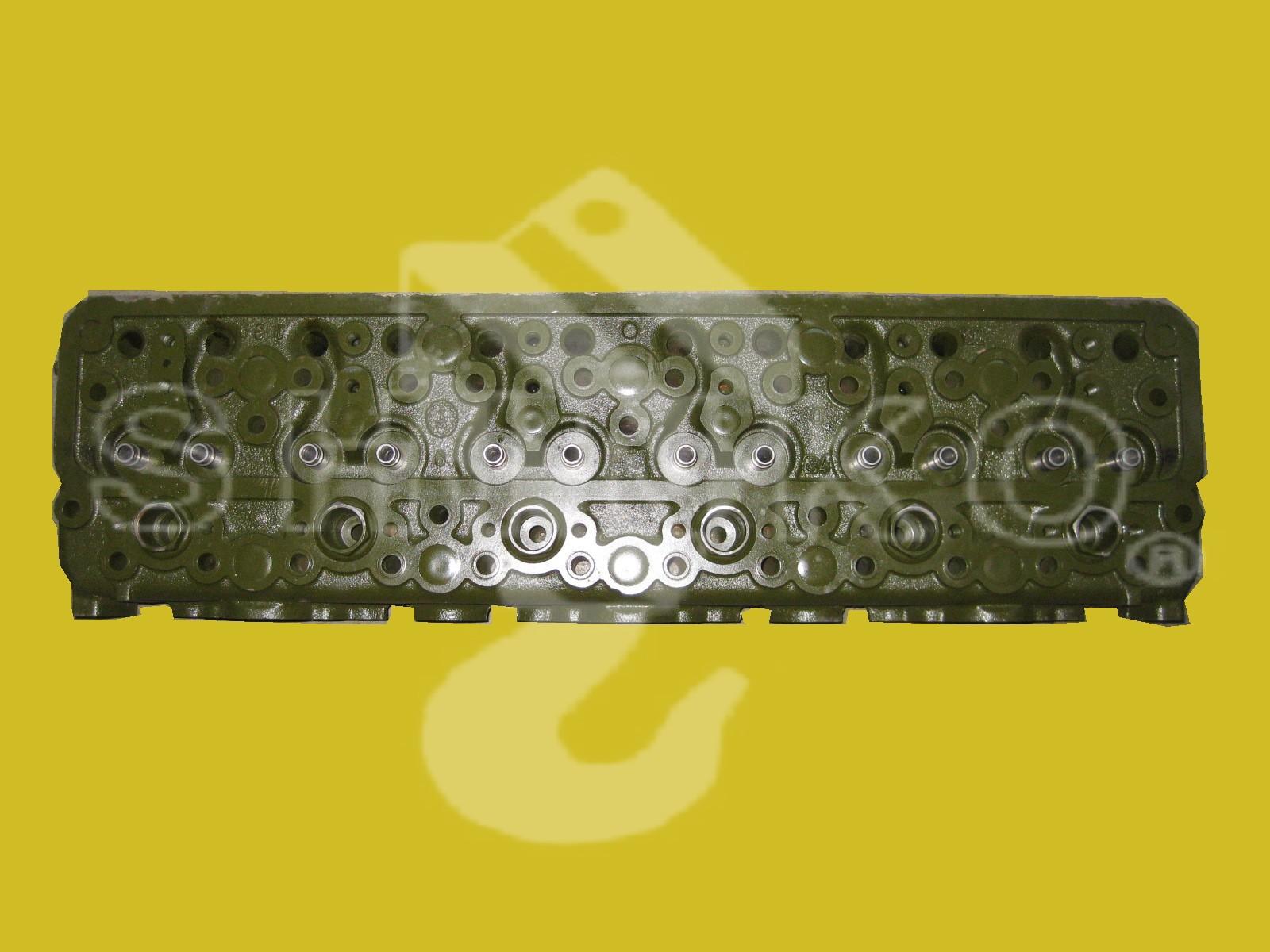 DA640 Cylinder Head