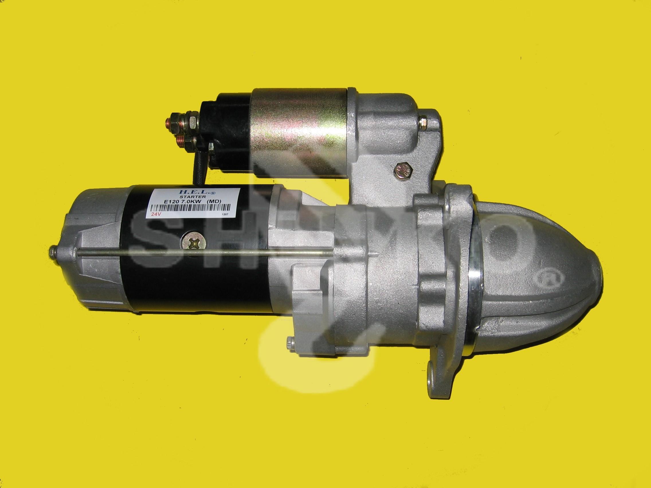 E120 Starter Assy