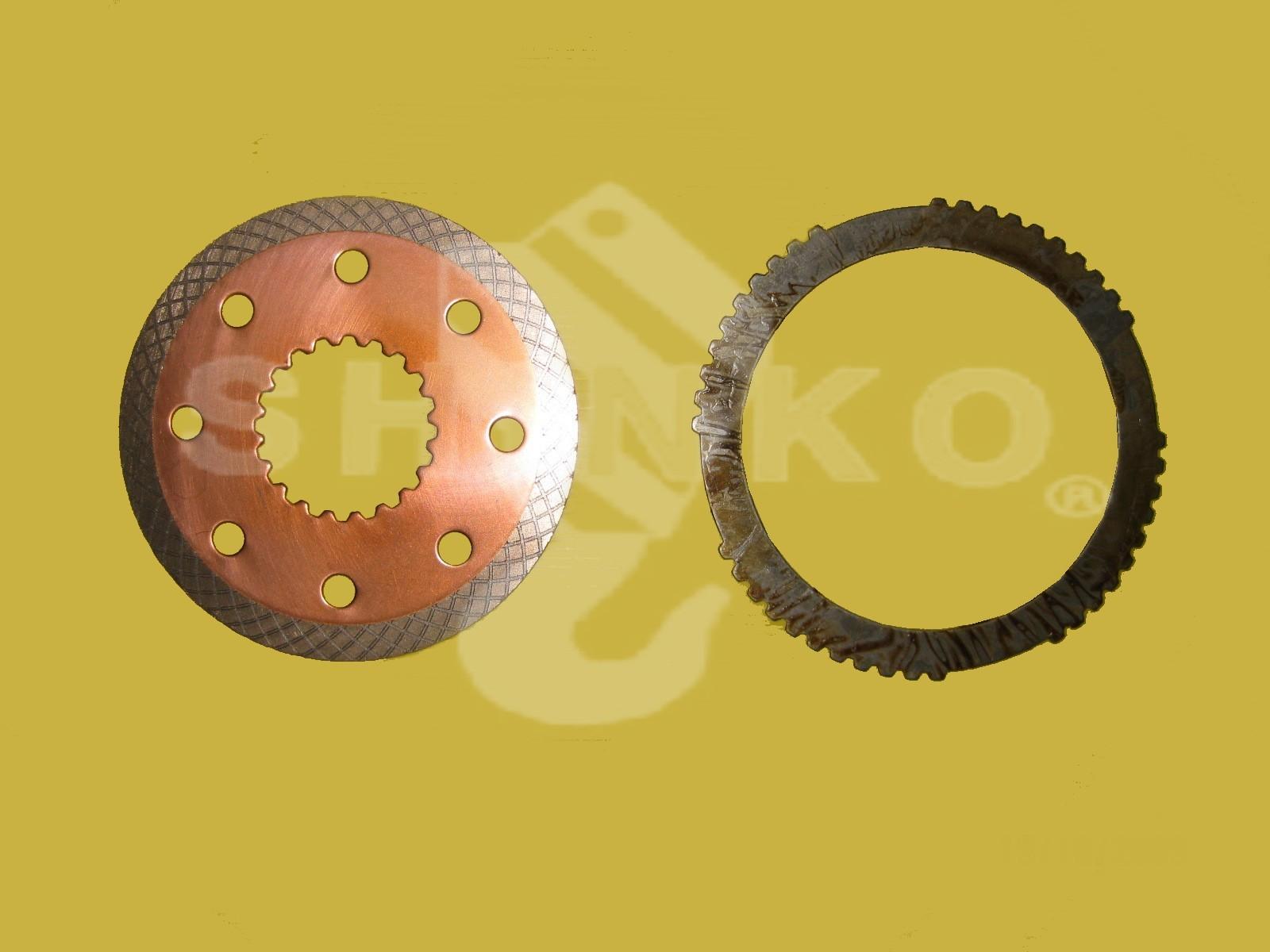 KH150-3 Friction Plates