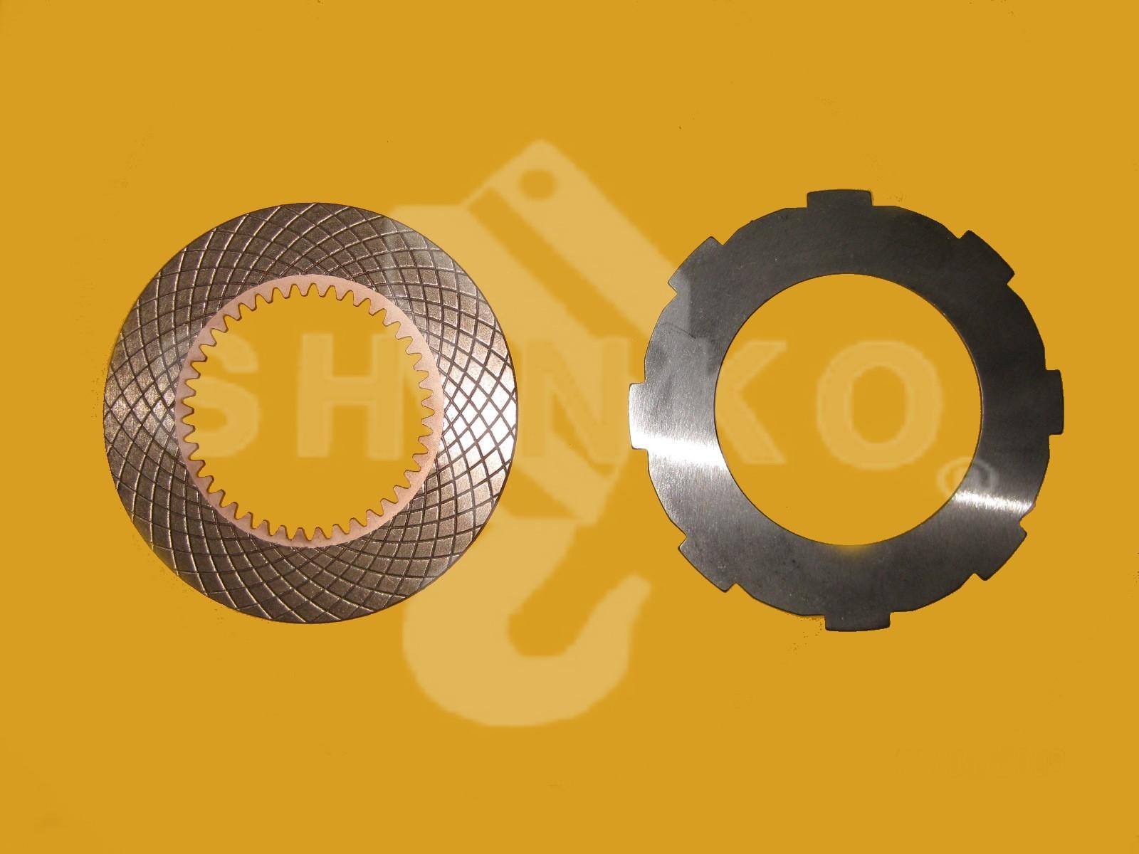 KR45H-5 PTO Plates