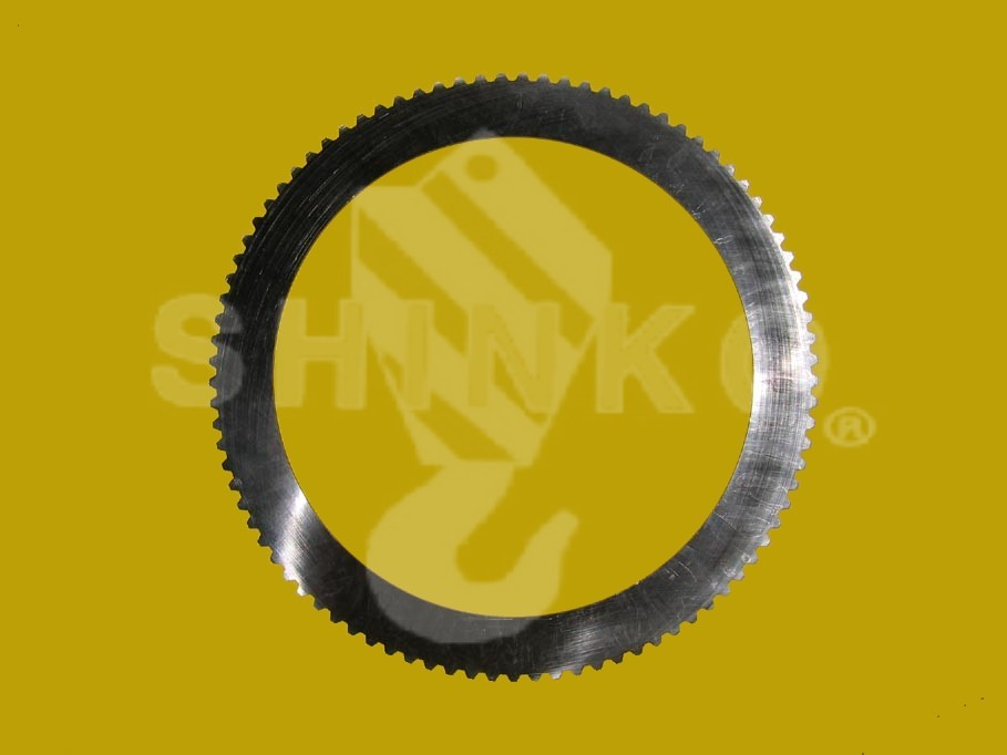 TR250M-4 Steel Converter Plate