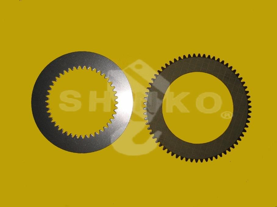 TR500EX-3 PTO Plates