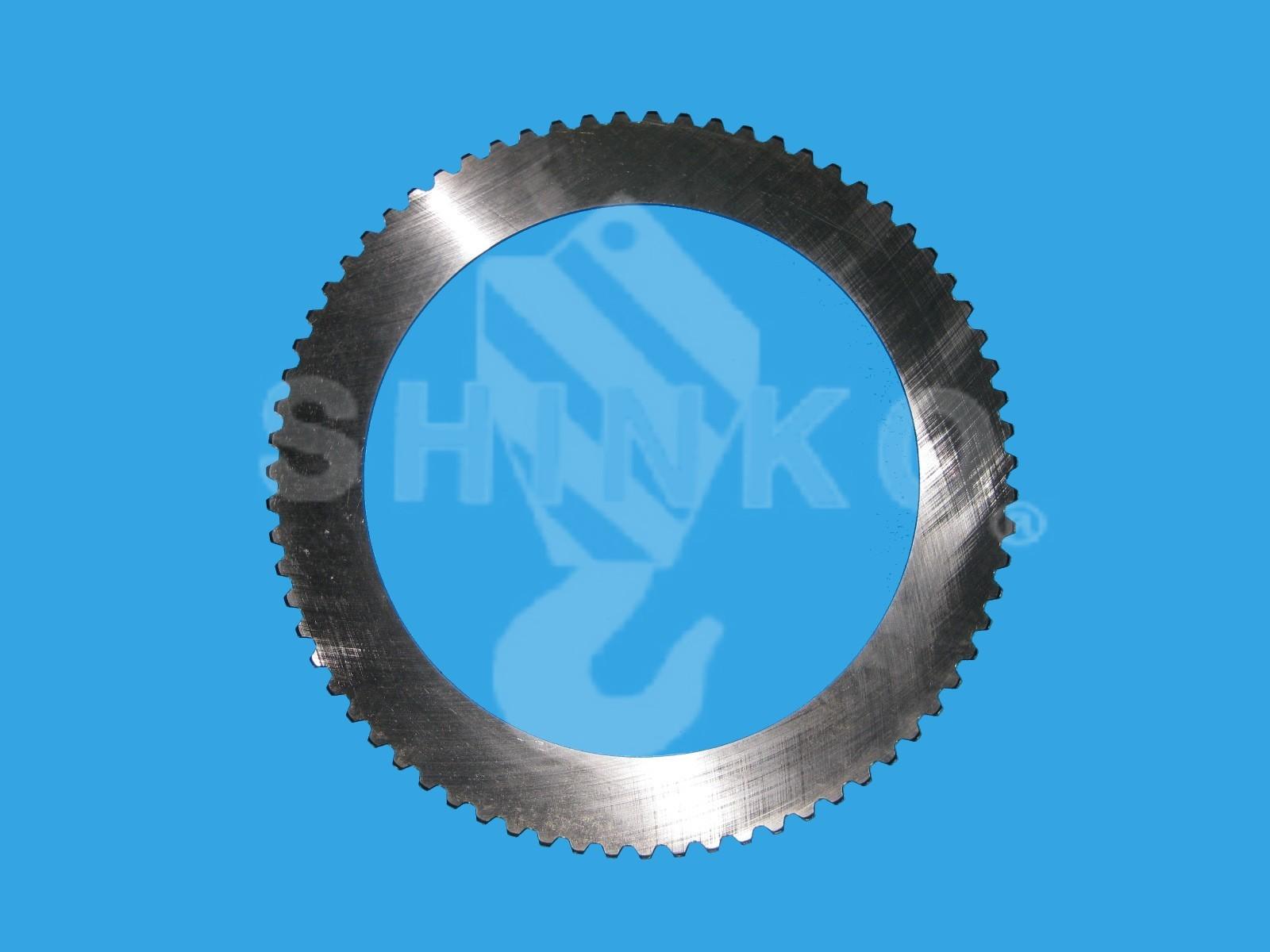 VB 0616 30012 0 RK250-2 Steel Converter Plate