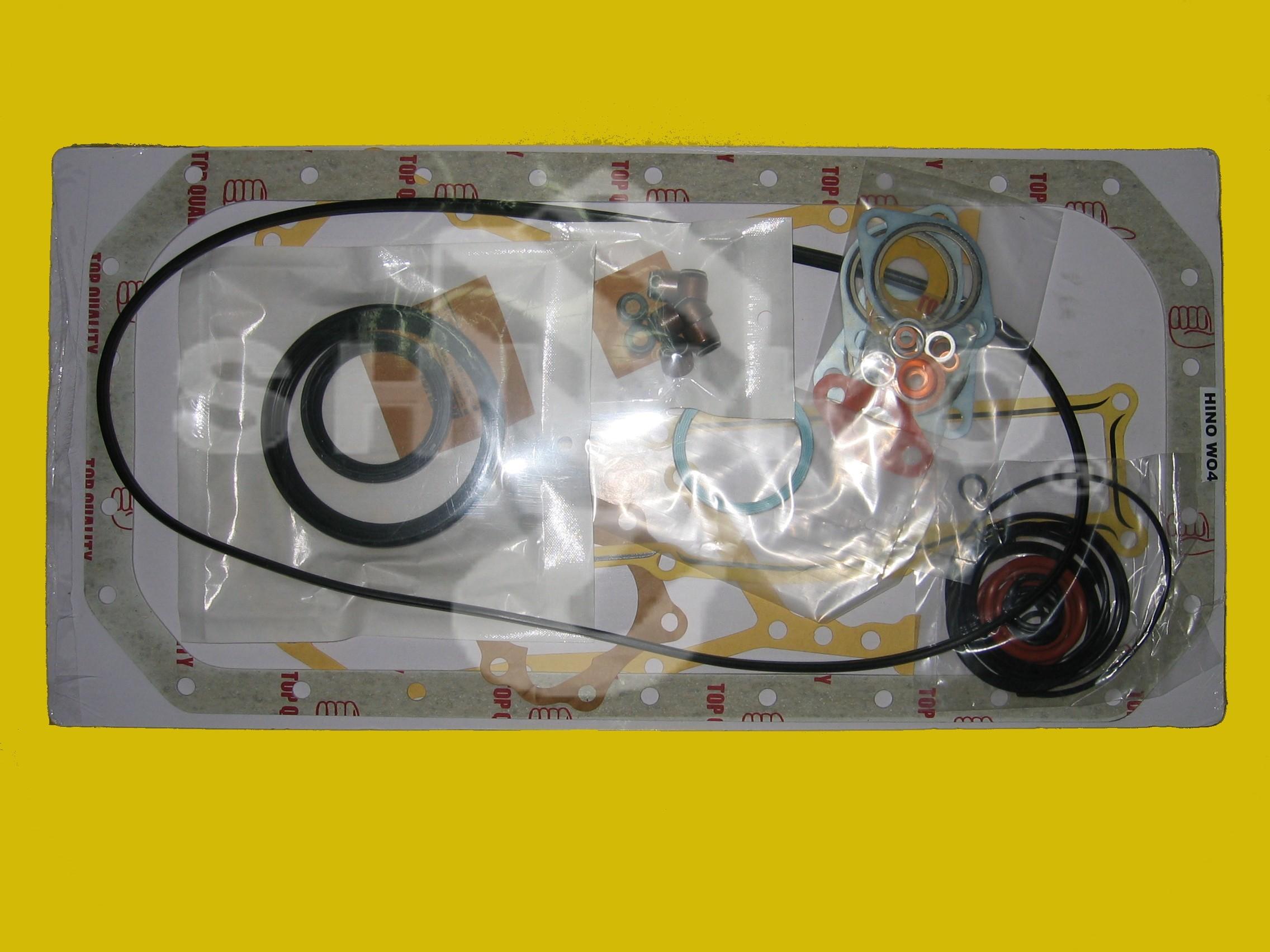 WO4CT Gasket Kit