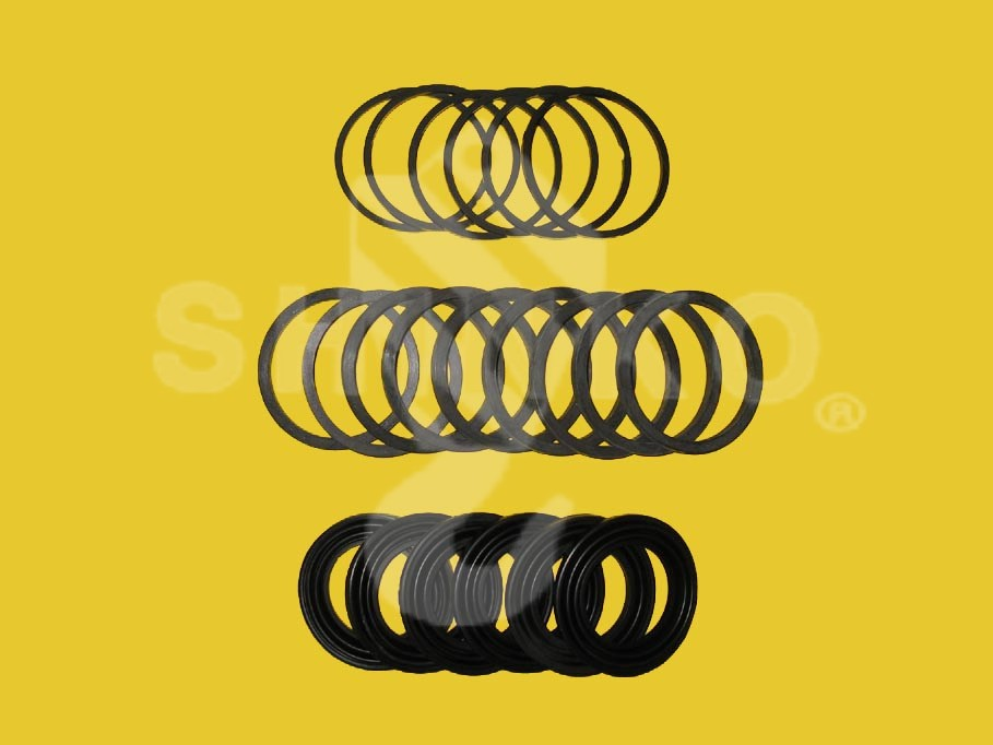 KR25H-3 Caliper Seal Kit (6 Piston)