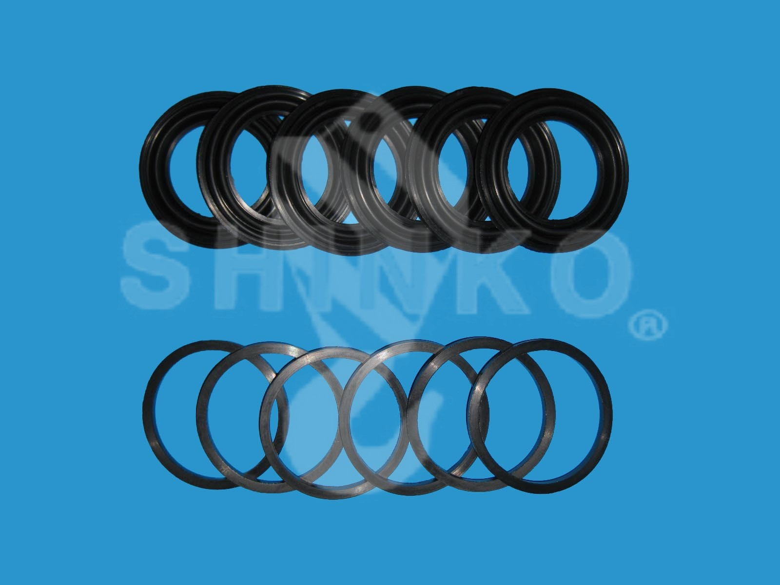 KR25H-5 Caliper Seal Kit (6 Piston)