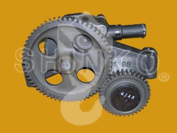 RD8 Oil Pump