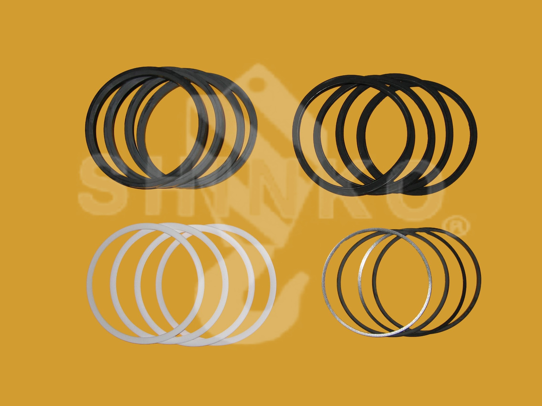 RK250-2 Caliper Seal Kit (4 Piston) 2415U423S7