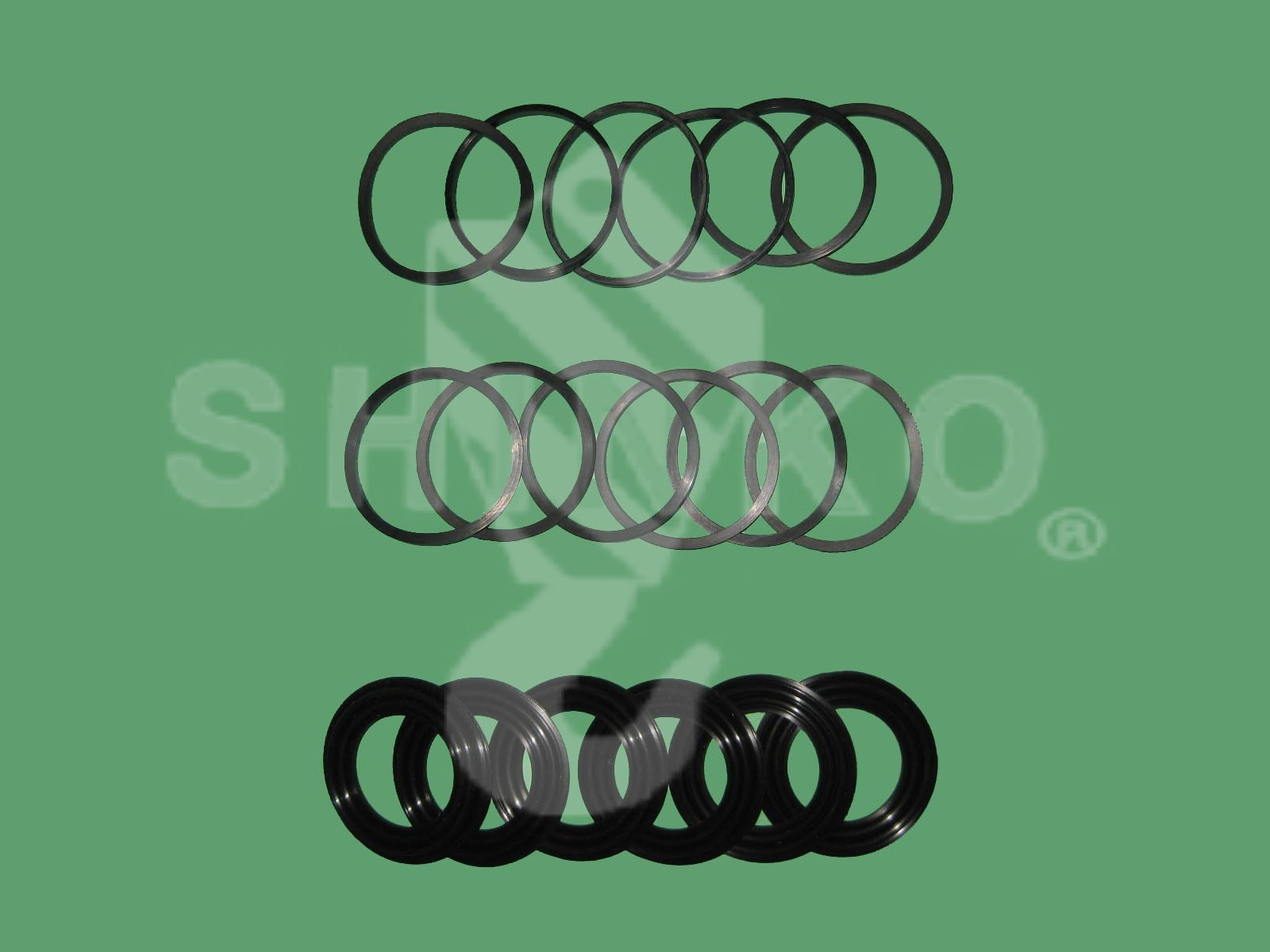 TR500M-1 Caliper Seal Kit (6 Piston)