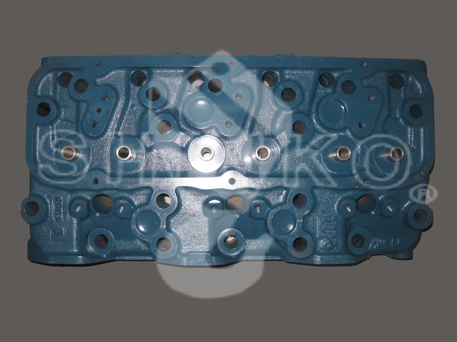 PE6 Cylinder Head