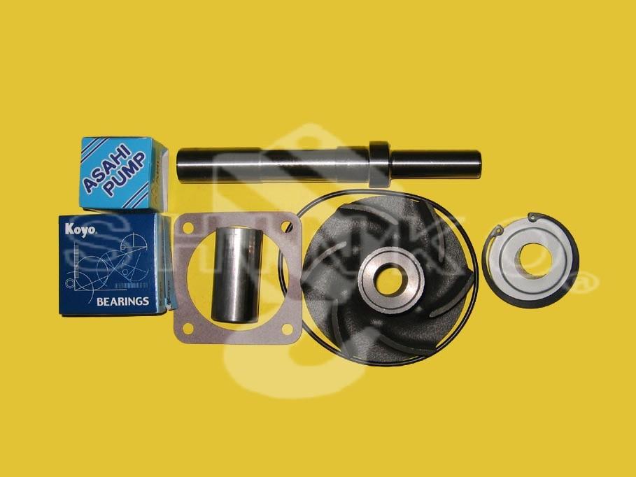 RF8 Water Pump Kit