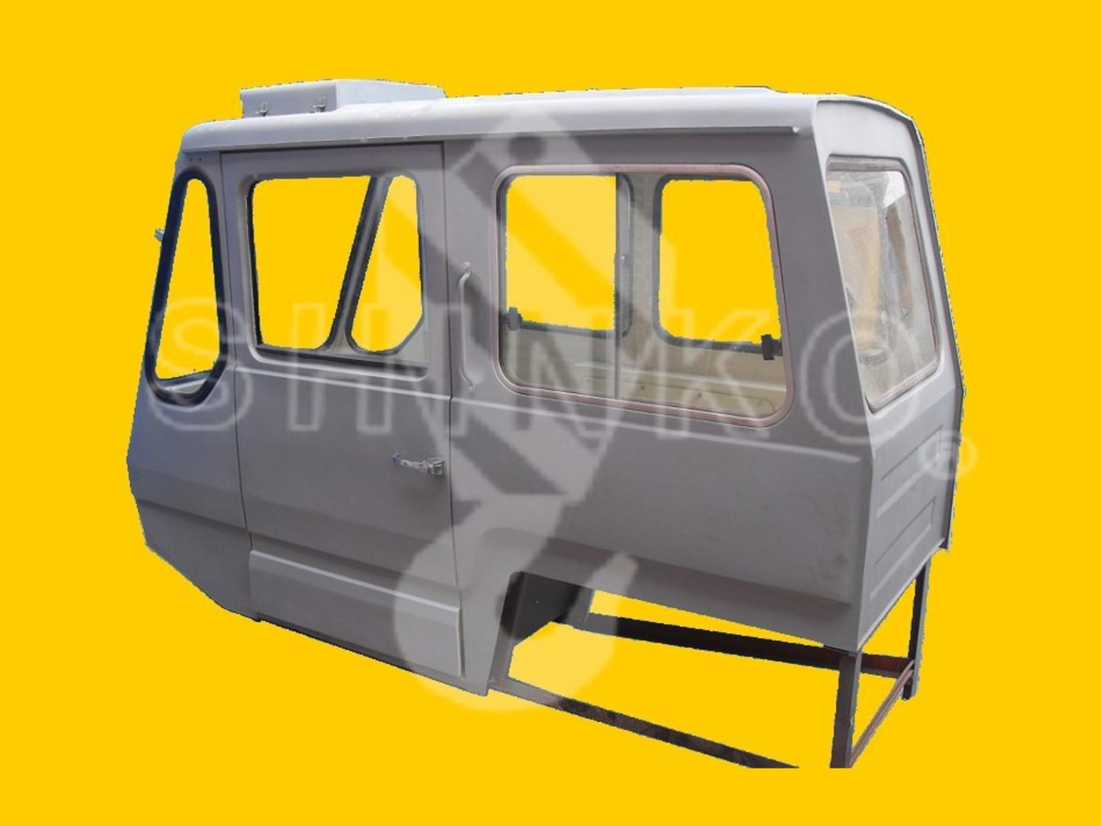 GT550E Driver Cabin